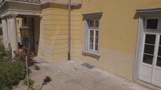Laschar ir Video «Renovaziuns dad edifizis istorics»