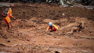 Ursache des Dammbruchs noch nicht geklärt