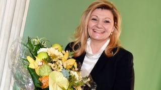 «Ich bin eine Regierungsrätin für Stadt und Land», sagt Cornelia Stamm Hurter. Hier geht's zum Interview mit der Siegerin.