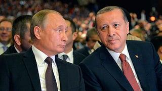«Ankara und Moskau dürften sich punkto Aleppo abgesprochen haben»