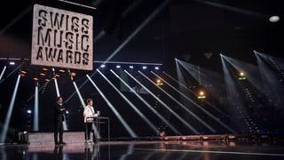 Swiss Music Awards vegnan nov surdads a Lucerna