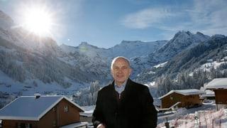 Bundespräsident  warnt: «Unser Dach wird langsam löchrig»