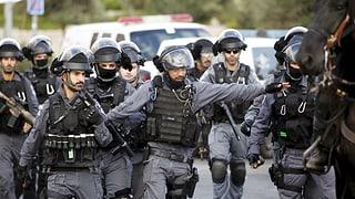 Verletzte nach neuen Messerangriffen in Jerusalem – Angreifer tot