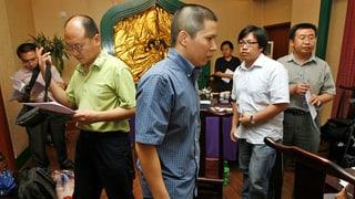 China geht gegen Korruptionsgegner vor