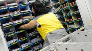 Post behält Briefverkehr-Monopol