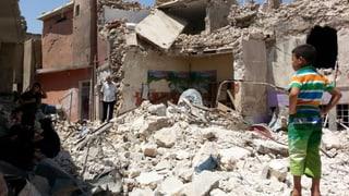 Kurden und IS-Rebellen kämpfen um jeden Meter