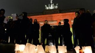 Chattar culpabel da Berlin cun agid da populaziun