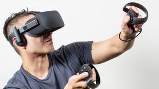Virtual Reality beginnt! Die VR-Brille «Oculus Rift» ist da