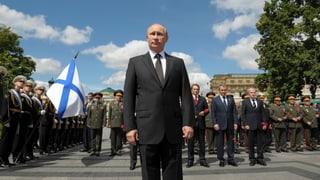 Ist Putin ein Opfer seiner eigenen Macht?