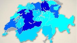 Asylbewerber: Solothurner Parteien reagieren auf Verteilschlüssel