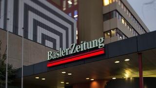 Tamedia po surpigliar Basler Zeitung