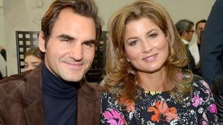 Cool, Roger! Federer gibt sich in Paris extravagant