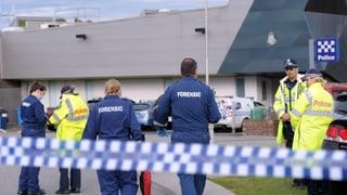 Australische Polizei erschiesst Terrorverdächtigen