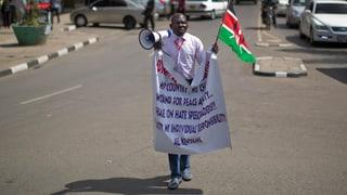 Kenias Parlament verabschiedet umstrittenes Sicherheitsgesetz
