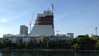 Roche-Turm: Symbol einer Veränderung im Quartier