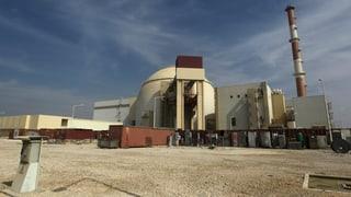 Der Iran pokert hoch im Atomstreit
