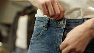 Frauen-Jeans sind besser als Herren-Jeans