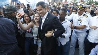 Guaidó will nach Venezuela zurückkehren