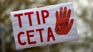 Bereits verhandeltes Ceta-Abkommen droht zu scheitern