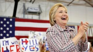 Hillary Clinton dovra anc 20 vuschs da delegads