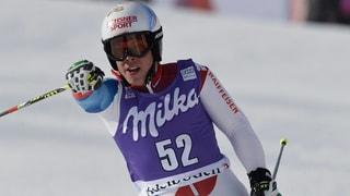 Caviezel mit einem Bein an der Ski-WM