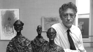 Giacometti arbeitete alles weg, um an den Schädel heranzukommen