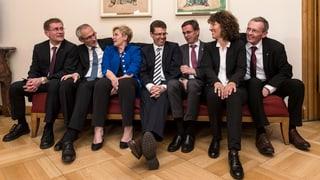 Berner Kantonsregierung bleibt rot-grün