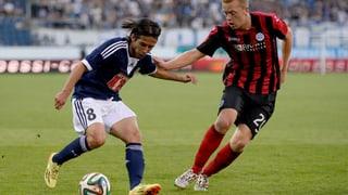 Luzern mit einem mageren 1:1