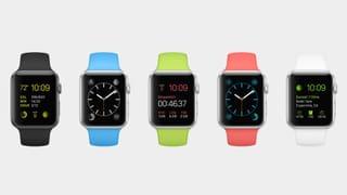 Die Apple Watch erscheint Ende April und ist teuer