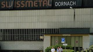 Areal Swissmetal Dornach: Wohnzone geplant