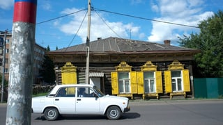Was bedeutet Retro in Russland oder den USA?