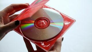 Sendungen auf CD bestellen