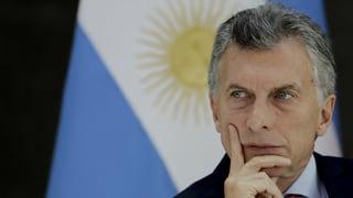 IWF rettet Argentinien mit Milliarden