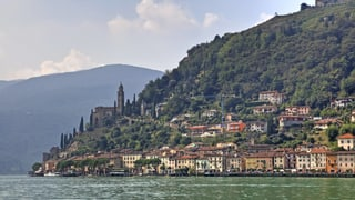 Morcote – Das schönste Dorf der Schweiz