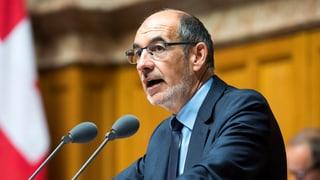 Freiburger Jacques Bourgeois verzichtet auf Bundesratskandidatur