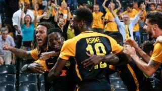 Playoffs Champions League: YB frunta sin ZSKA Moskau