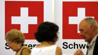 Mit Auslandschweizer-Kandidaten auf Stimmenfang