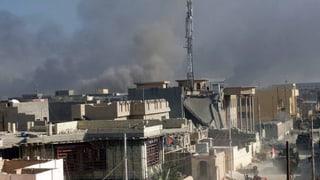 IS-Kämpfer sollen 200 Familien in Ramadi als Geiseln halten