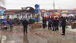 Wer steckt hinter den Anschlägen von Wolgograd?