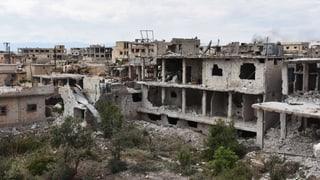 «Rebellen kämpfen erbittert um Idlib»