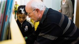 Rolf Geiser überlässt Asylsuchende nicht sich selber