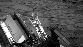 «Curiosity» auf den Spuren von Leben auf dem Mars