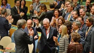 Spanien sticht Türkei bei Sitz im UNO-Sicherheitsrat aus