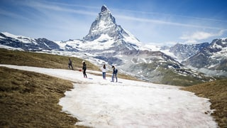 Die meisten Tourismusgebiete melden mehr Besucher