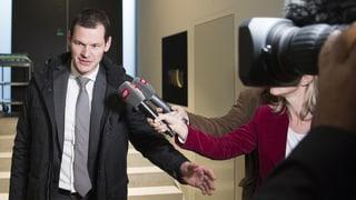 FDP Schweiz fordert Pierre Maudet zum Rücktritt auf