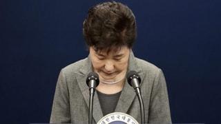 Südkoreas Ex-Präsidentin zu weiterer Haftstrafe verurteilt