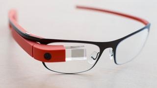 Googles Datenbrille braucht einen Neustart