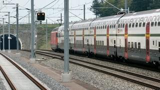 Betonplatten auf SBB-Strecke Olten-Bern: Fünf Personen verhaftet