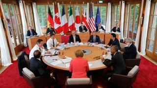 G7-Staaten: Weitere 1,9 Milliarden Dollar für Flüchtlingshilfe