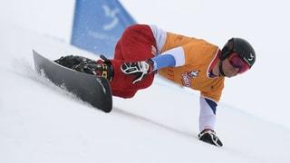 Snowboard: Svizra cun dus podests